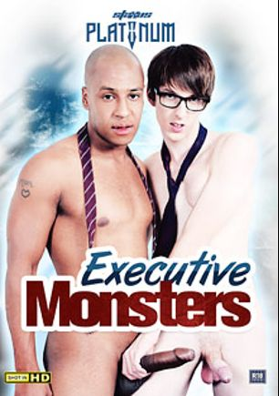 Executive Monsters, starring Kurt Maddox, Drew Brody, Lee Rider, Robbie Kasl, Cody Reed and Daniel Prince, produced by Staxus.