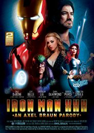 "Featured Studio - Vivid presents the adult entertainment movie ""Iron Man XXX An Axel Braun Parody""."