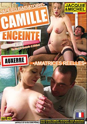Camille Enceinte, starring Camille, produced by Jacquie Et Michel.