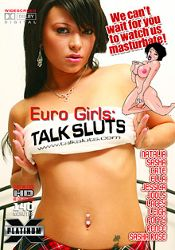 Straight Adult Movie Euro Girls: Talk Sluts