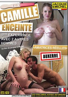 Enceinte Camille, starring Camille, produced by Jacquie Et Michel.