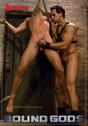 Bound Gods: Boy's Quest To Find A Master, starring Phenix Saint and Kyle Quinn, produced by KinkMen.