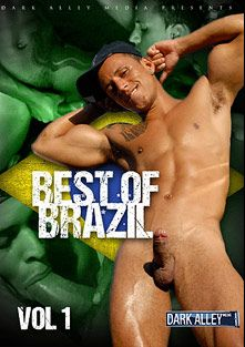 Best Of Brazil, starring St. Davide, Thiago Romeo, Erick, Andrei, Freddie, Raphael, Matthias Von Fistenberg, Ivan, Peter *, Matt and Andres, produced by Dark Alley Media.