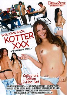 Welcome Back Kotter The XXX Parody, starring Scarlett Banks, Mia Gold, Allie Haze, Eva Angelina, Ryan McLane, Seth Gamble, Jon Jon, Tommy Pistol and Anthony Rosano, produced by DreamZone.