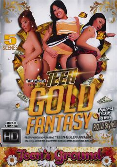 "Adult entertainment movie ""Teen Gold Fantasy"" starring Mika Kim, Monica Austin & Melanie Rios. Produced by Teen's Ground."