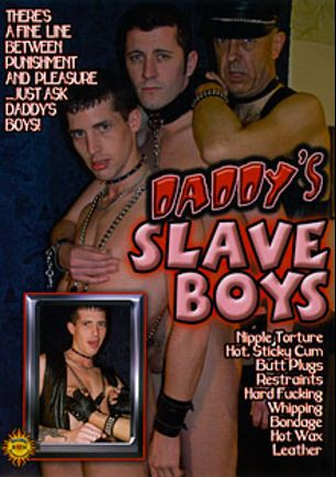Daddy's Slave Boys, starring Jonny Hall, Mikale Bradshaw, Sykes Blackburn, Daddy Darby and Paul Shayne, produced by Pacific Sun Entertainment Inc..