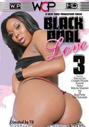 """Just Added presents the adult entertainment movie """"Black Anal Love 3""""."""