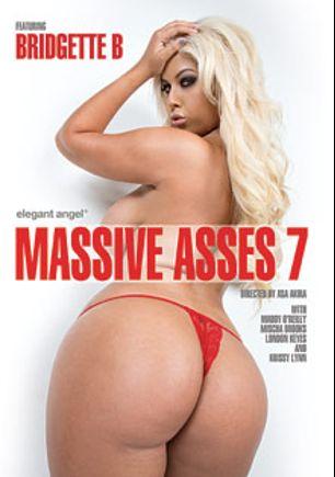 Massive Asses 7, starring Bridgette B., Maddy O'Reilly, Mischa Brooks, Krissy Lynn, London Keyes, Ramon Nomar, Manuel Ferrara, Toni Ribas and Erik Everhard, produced by Elegant Angel Productions.
