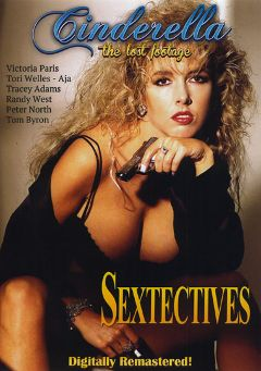 "Adult entertainment movie ""Sextectives"" starring Victoria Paris, Aja & Tracey Adams. Produced by Cinderella-Lost Footage."