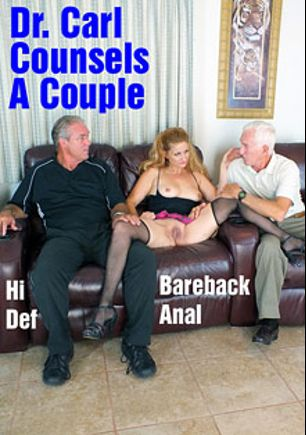 Dr. Carl Counsels A Couple, starring Connie Sears and Carl Hubay, produced by Hot Clits Video.