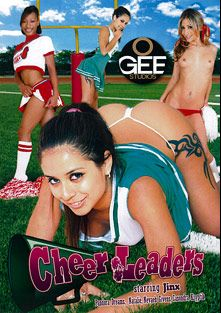 Cheer Leaders, starring Jynx Maze, Nevaeh Givens, Pandora Dreams, Natalie and Casondra Kryptik, produced by O Gee Studios.