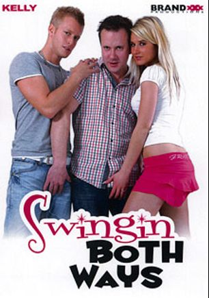 Swingin Both Ways, starring Kelly, Bianca Ferrero, Roxy Taggart, Roxana and Princyany, produced by Brand XXX Productions.
