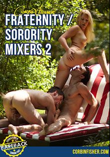 Fraternity Sorority Mixers 2, starring Trey (Corbin Fisher), Travis (Corbin Fisher), Scott (Corbin Fisher), Cole (Corbin Fisher), Elijah (Corbin Fisher), Cain (Corbin Fisher), Phillip (Corbin Fisher) and Cameron (Corbin Fisher), produced by Corbin Fisher.