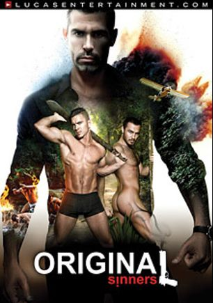 Original Sinners, starring Jake Genesis, Jessy Ares, D.O., Tiziano Fuentes, Diego Lauzen, Paddy O'Brian, Wagner Vittoria, Adam Killian and Jesse Santana, produced by Lucas Entertainment.
