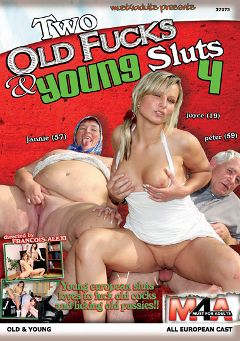 "Adult entertainment movie ""Two Old Fucks And Young Sluts 4"" starring Juri (f), Janie & Joyce (f). Produced by Must For Adults."