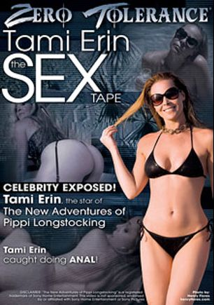 Tami Erin: The Sex Tape, starring Tami Erin, produced by Zero Tolerance.
