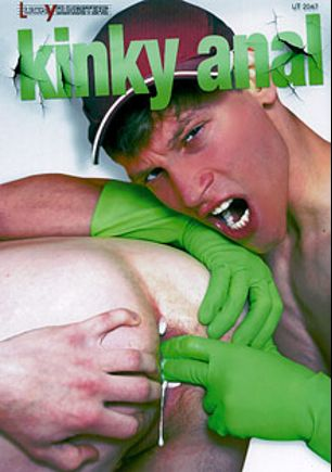 Kinky Anal, produced by Vimpex Gay Media and Lucky Youngsters.