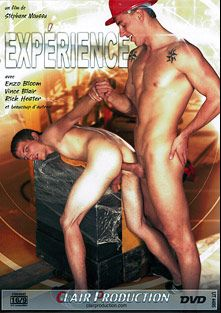 Experience, starring Vince Blair, Enzo Bloom, Carlo Damme, Leone Piccio, Rick Hester and Xander Hollis, produced by Vimpex Gay Media and Clair Productions.
