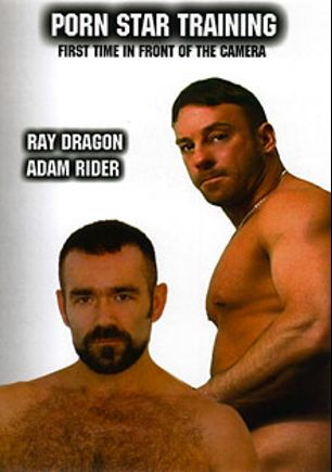 Porn Star Training, starring Adam Rider and Ray Dragon, produced by Dragon Media.