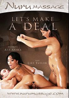 Let's Make A Deal, starring Lizz Tayler, Asa Akira, Jackie Lin, Stephanie Cane, Miko Sinz, Mya Luanna and Kina Kai, produced by Nuru Massage.