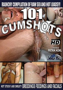 101 Cumshots, produced by Indigo Male Productions.