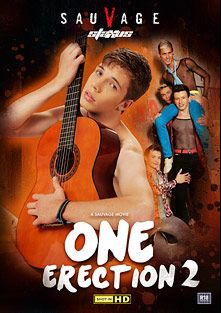 One Erection 2, starring Ariel Varga, Milo Milis, Connor Levi, Brad Fitt, Kevin Ateah, Dexter Bure, Boris Orla, Benjamin Dunn, Kris Wallace, Tim Law and Dexter, produced by Staxus.