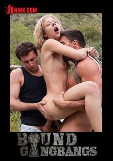 Bound Gangbangs: The Best Nightmare On Earth, starring Chastity Lynn and James Deen, produced by Kink.