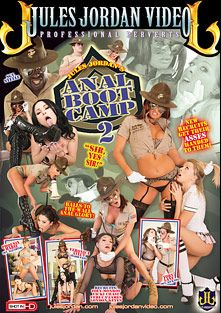 Anal Boot Camp 2, starring Veruca James, Zoey Monroe, Veronica Avluv, Vicki Chase, London Keyes, Phoenix Marie, Tory Lane, Roman Nomar, Criss Strokes and Lexington Steele, produced by Jules Jordan Video.