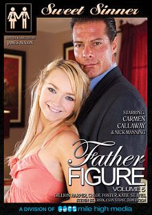 Father Figure 5, starring Carmen Callaway, Chloe Foster, Dillion Harper, Katie St. Ives, Steven St. Croix, Nick Manning, Tom Byron and Evan Stone, produced by Mile High Media and Sweet Sinner.