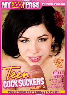 Teen Cock Suckers 2, starring Belle Noire, Amanda Tate, Carmen Callaway, Cindy Starfall, Liv Revamped, Alex Gonz, Will Powers and Johnny Fender, produced by My XXX Pass.