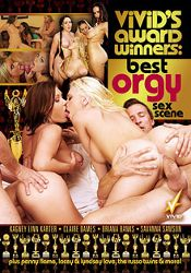 Straight Adult Movie Vivid's Award Winners: Best Orgy
