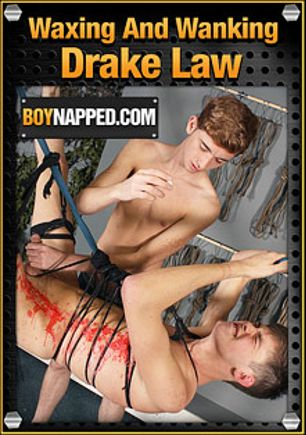 Boynapped 376: Waxing And Wanking Drake Law, starring Drake Law and Jacob Daniels, produced by BoyNapped.
