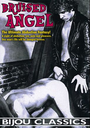 Bruised Angel, starring Dino (m), Phillip Southerland, Ron Taylor and Jim Frost, produced by Bijou Gay Classics.