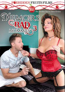 Memoirs Of Bad Mommies 3, starring Deauxma, Tyler Page, Desi Dalton, Angie Noir, Emerge, Jennifer Best, Levi Cash and Elexis Monroe, produced by Forbidden Fruits Films.