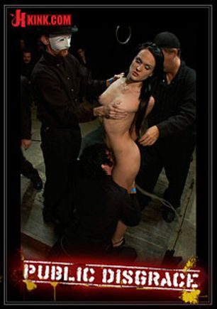 Public Disgrace: Reality Check, starring Bobbi Brixton, Princess Donna and James Deen, produced by Kink.