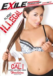 """Editors' Choice presents the adult entertainment movie """"Almost Illegal""""."""