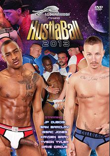 Hustlaball 2013, starring Kayden Gray, Dave Circus, Tyson Tyler, Isaac Jones, J.P. Dubois and Sam Barclay, produced by UKHotJocks.