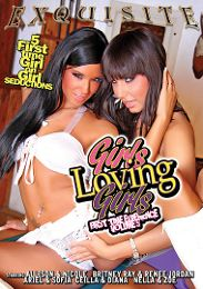 "Featured Studio - EXP Exquisite presents the adult entertainment movie ""Girls Loving Girls: First Time Experience 5""."