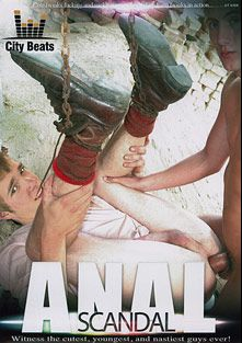Anal Scandal, produced by Vimpex Gay Media.