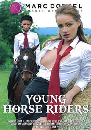 Young Horse Riders, starring Vanda Lust, Sophie Lynx, Anita Bellini, Lana Fever, Cherry Kiss, Gina Devine, Markus Tynai, Mike Chapman, Mugur, Cindy Hope, James Brossman and Thomas Stone, produced by Marc Dorcel SBO and Marc Dorcel.