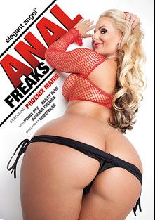 Anal Freaks, starring Phoenix Marie, Adriana Chechik, Penny Pax and Dahlia Sky, produced by Elegant Angel Productions.