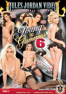 Young And Glamorous 6, starring Keisha Grey, Dakota Skye, Adriana Chechik, Casey Calvert, Stevie Shae, Clover, Mick Blue, Manuel Ferrara, Mr. Pete and Erik Everhard, produced by Jules Jordan Video.