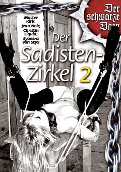 "Adult entertainment movie ""Der Sadisten-Zirkel 2"" starring Jane, Master Kirk & Jean Noir. Produced by MMV Multi Media Verlag."