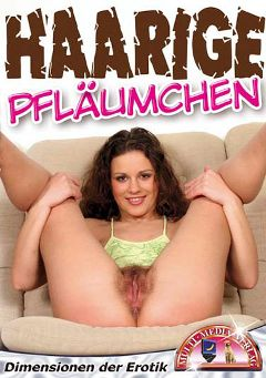 "Adult entertainment movie ""Haarige Pflaumchen"" starring Sorina, Baby Beer & Alexandra W.. Produced by MMV Multi Media Verlag."