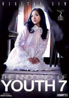 The Innocence Of Youth 7, starring Alina Li, Natasha White, Giselle Mari, Kimber Day, Zoey Foxx, Jenna J. Ross, Bruce Venture and Mick Blue, produced by Digital Sin.