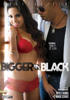 "Adult entertainment movie ""Bigger In Black"" starring Trinity St. Clair, Tegan Mohr & Sophia Fiore. Produced by Digital Sin."