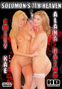 "Adult entertainment movie ""Solomon's 7th Heaven: Alana Rains And Emily Kae"" starring Alana Rains, Emily Kae & David Solomon. Produced by Digital Videovision."