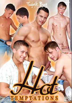 Hot Temptations, starring Felipe Masso, Daro Zabala, Pedro Balcazar, Joey Intenso, Giacomo, Ondrej Sokol, Daniel Drake, Fernando Mojica, Alan Capier, Edgar Holtby and Paul Bruckmann, produced by Twink Boy Media.