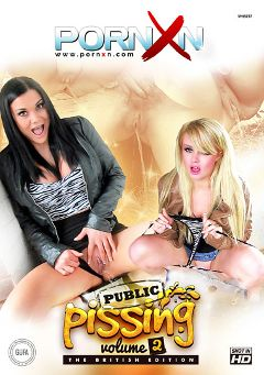 "Adult entertainment movie ""Public Pissing 2"" starring Chessie Kay, Ava Dalush & Jasmine Jae. Produced by Pornxn Exclusive."