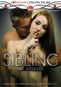 "Adult entertainment movie ""Sibling Sex Stories"" starring Natalie Lust, Lucy Tyler & Payton Simmons. Produced by Forbidden Fruits Films."